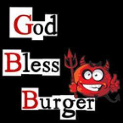 GOD BLESS BURGER