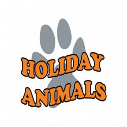HOLIDAY ANIMALS